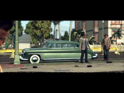 L.A. Noire - Arson Desk - The Gas Man