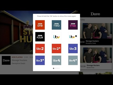 How to Live Freeview Channels on Amazon Fire TV using Mediah