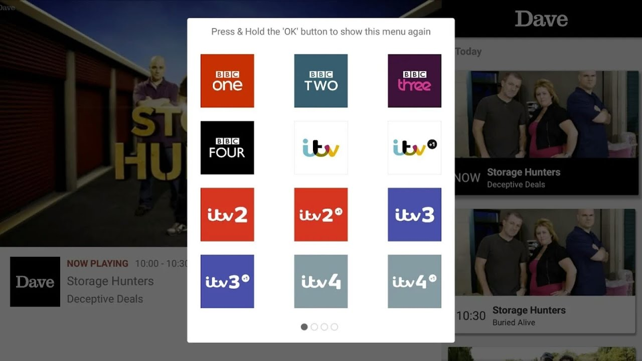 How To Live Freeview Channels On Amazon Fire Tv Using Mediahhh App