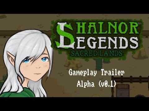Shalnor Legends: Sacred Lands Youtube Video