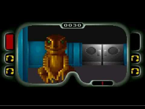 Jurassic Park SNES Score - Elevator