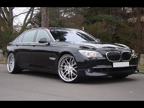 BMW 7 Series F01 2009–2015 / Тест драйв / Обзор