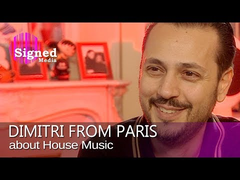 Dimitri from Paris - Interview with the music producer and DJ (2009)