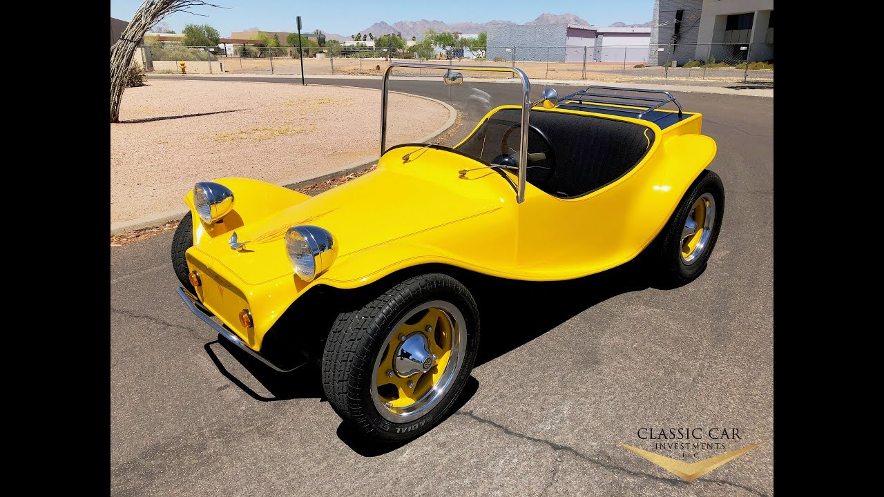 1969 Berry Mini T Dune Buggy Sold