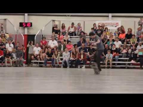 2014 World Skateboarding Championship Freestyle (4631)