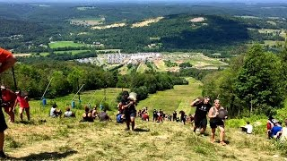 Spartan Race Super Blue Mountain Palmerton PA 2015
