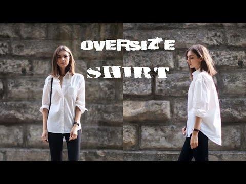 Сшить женскую рубашку своими руками