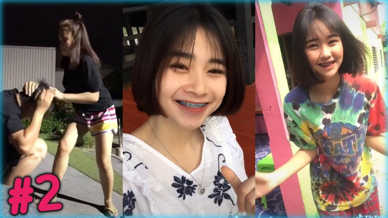Tiktok💥 รวมคลิปตลก ฮา น่ารัก   Tiktokไทยแลนด์ Ep.2