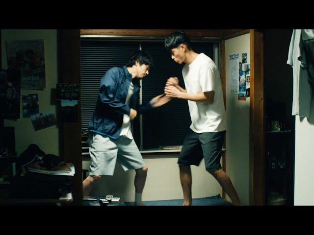 映画予告-松山ケンイチと東出昌大のシャドーボクシング『BLUE/ブルー』本編映像