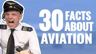 30 Facts About Aviation You Probably Won't Believe