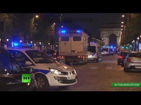 EN DIRECTO desde el lugar del tiroteo de París