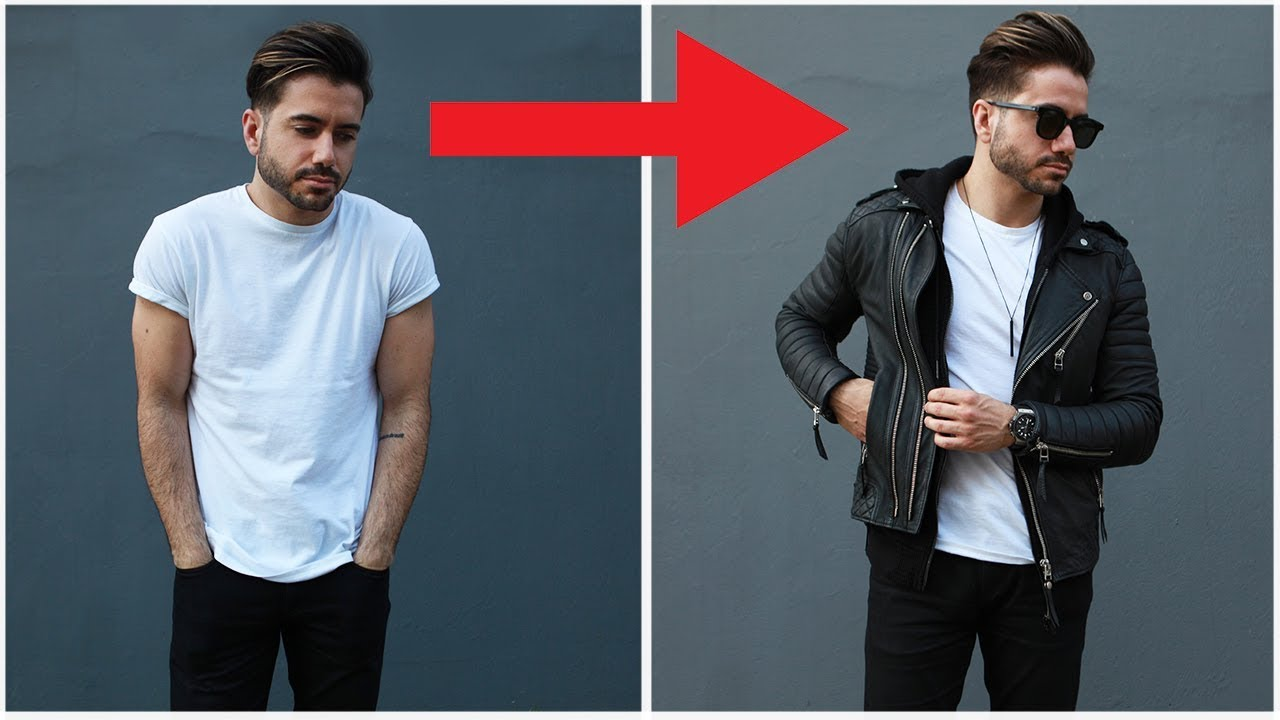 [VIDEO] - 5 Ways to Upgrade Your Style | How to Improve Your Style Instantly | Alex Costa 1