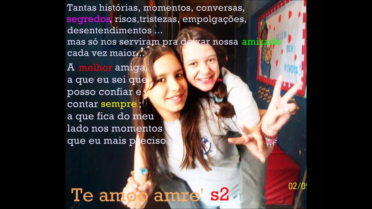 Textos Para Aniversario De Melhor Amiga: Homenagem Para Melhor Amiga, Festa 15 Anos . Fernanda
