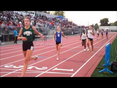 SJS D1 800m Girls Final