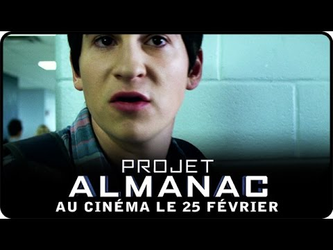 PROJET ALMANAC - #2ndeChance aux exams [extrait - VOST] streaming vf