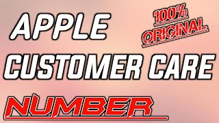 Apple customer care number 2019 | iPhone Helpline number INDIA | toll free