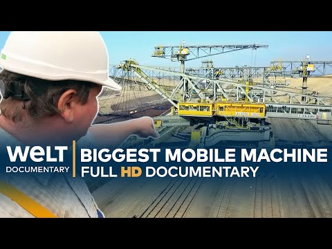 The Biggest Mobile Work Machine In The World | Full Documentary