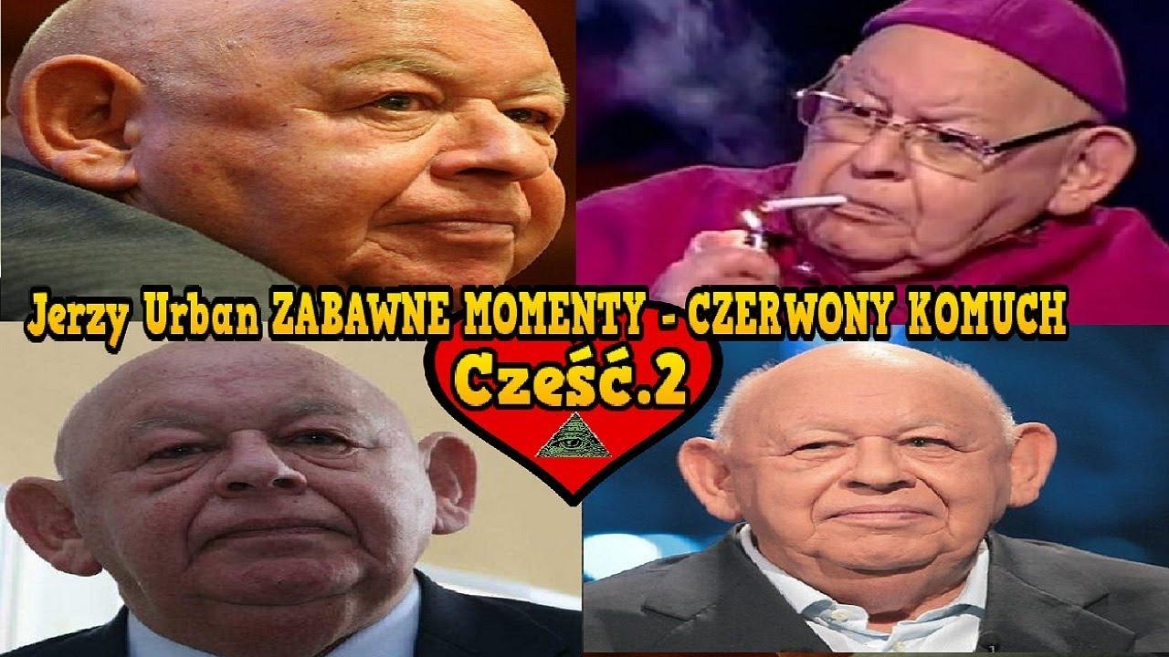 Jerzy Urban (ZABAWNE MOMENTY)cz2 BOHATER CZY ZDRAJCA POLSKI?