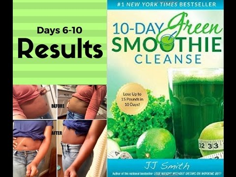 10-day-green-smoothie-cleanse-review|-days-6-9-+-results-&-snack-ideas
