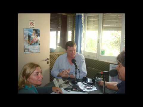 """Entrevista radio FM 97.3 """"La Puerta""""  Pedro-Higinia-Joye"""