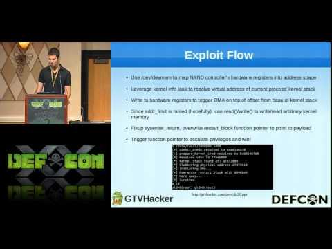 DEFCON 20: Hacking the Google TV