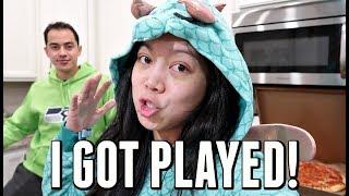 I GOT PLAYED!!! - Dancember 09, 2017 -  ItsJudysLife Vlogs