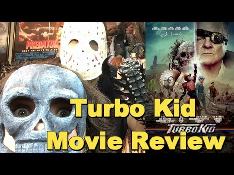 TURBO KID Movie Review (EP. 9)