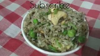 Tasty! Quick! And Easy recipe of jeera rice 🍚🍚 U ❤😘it.