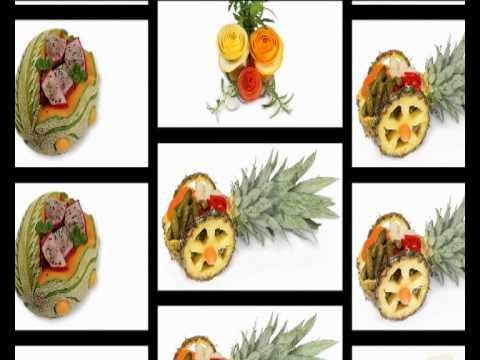 Sekrety Dekoracji Z Warzyw I Owoców