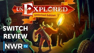 Unexplored: Unlocked Edition (Switch) Review (Video Game Video Review)