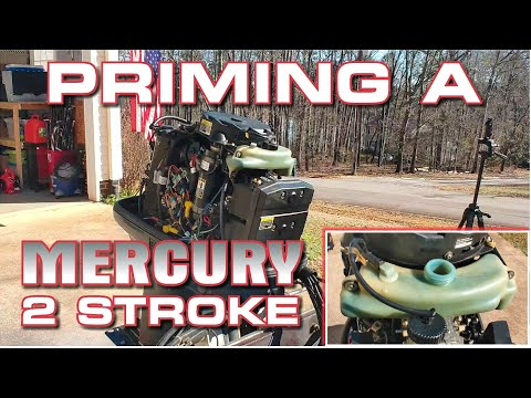 How to fix a Mercury 2 stroke Oil Injection Alarm