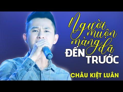 Châu Gia Kiệt - NGƯỜI MUỘN MÀNG ĐÃ ĐẾN TRƯỚC [Đêm hội ngộ 6 - XUÂN YÊU THƯƠNG] (Full HD)