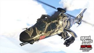 GTA 5 Online - UPGRADNG THE AKULA HELICOPTER!!! NEW STEALTH MODE FEATURE!!