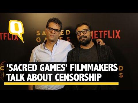 Anurag Kashyap and Vikramaditya Motwane talk 'Sacred Games' Mp3