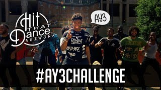 Ayo & Teo - AY3 Challenge ft. King Vader, Fro Broz & Wolf Graphic