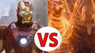 Битва озвучек | Дубляж и оригинал фильма Мстители: Война бесконечности