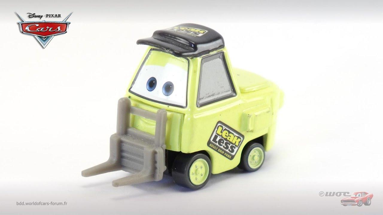 BDD World of Cars - Leak Less Wide Pitty - YouTube