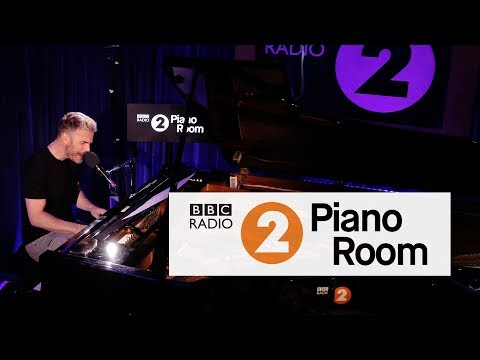 Gary Barlow - She's On My Mind (JP Cooper cover - Radio 2's Piano Room)