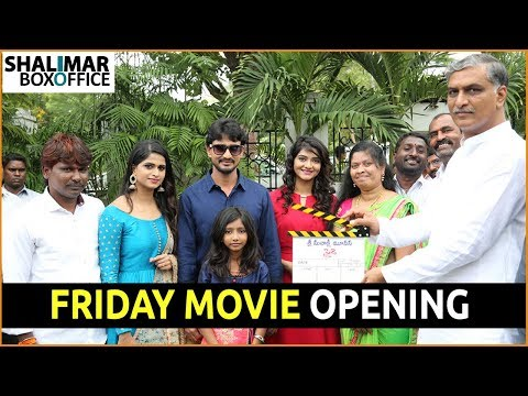 Friday Movie Opening || Friday Movie || Shalimar Film Express