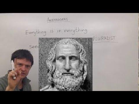 Philosophy 6 ANAXAGORAS