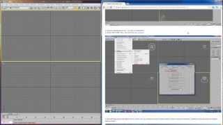 Уроки 3ds Max с нуля для начинающих дизайнеров: День 1 - Начало работы