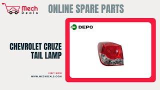 Chevrolet Cruze Tail Lamp | 23…