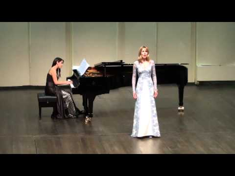 Franz Schubert, An Die Musik
