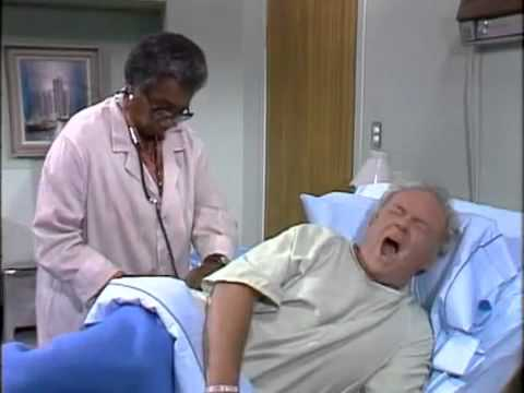 Archie Bunker and the Doctor