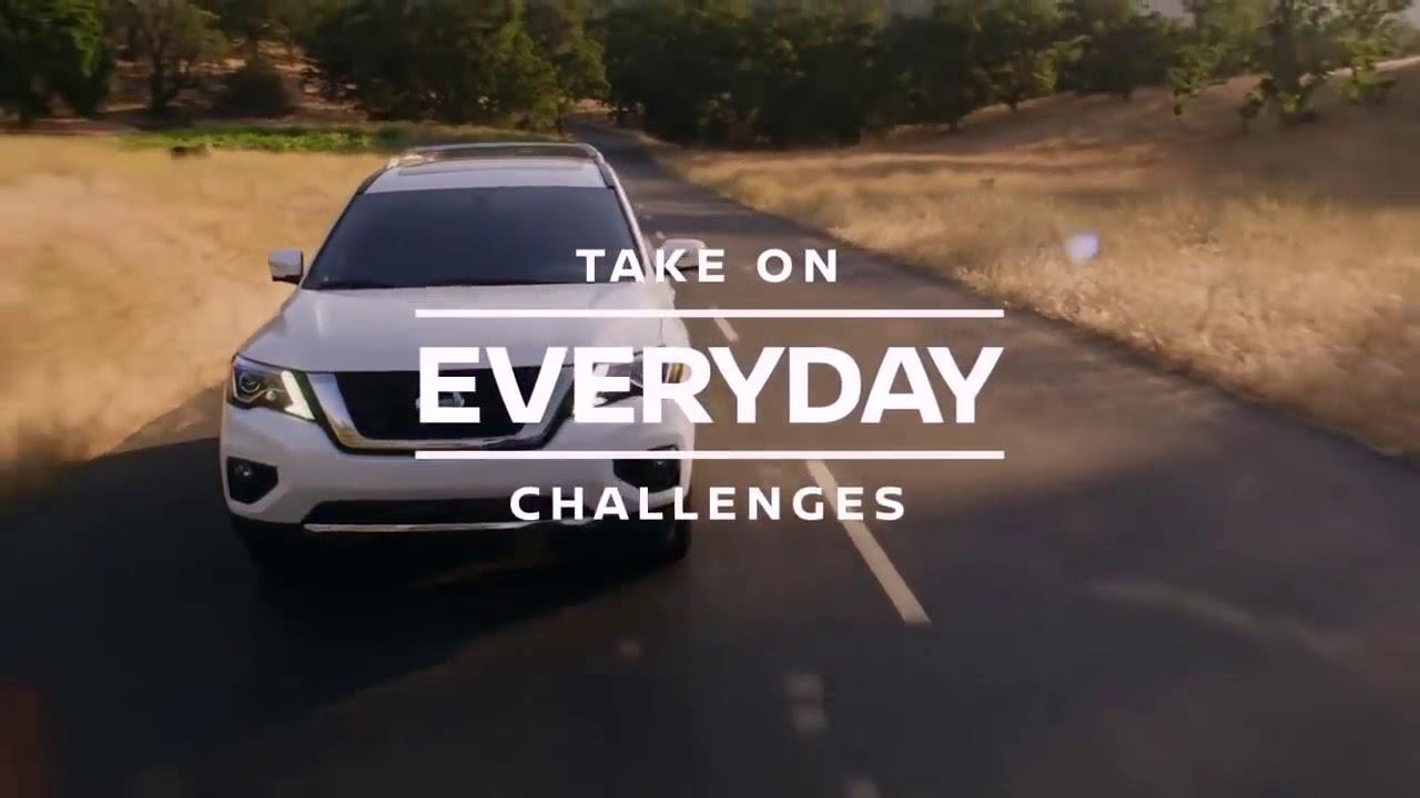 New Nissan Pathfinder Vs Hyundai Santa Fe Sport 2018