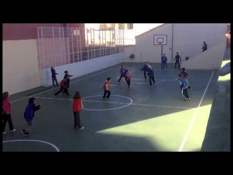 Colpbol en el Liceo I