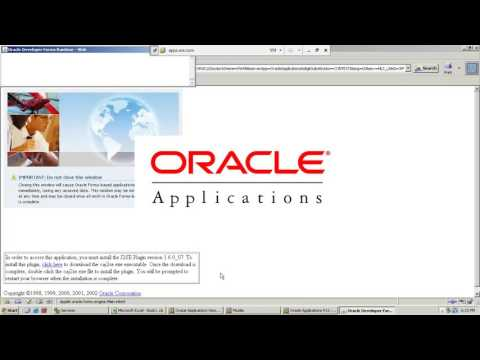 Organisation Creation in Oracle Apps R12 | Part 1