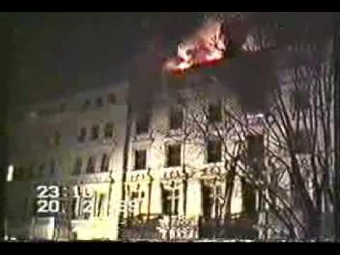 London Fire Brigade Paddington Blaze Youtube