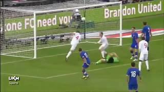 Steven Gerrard   All 21 England Goals   (2001-2013) HD
