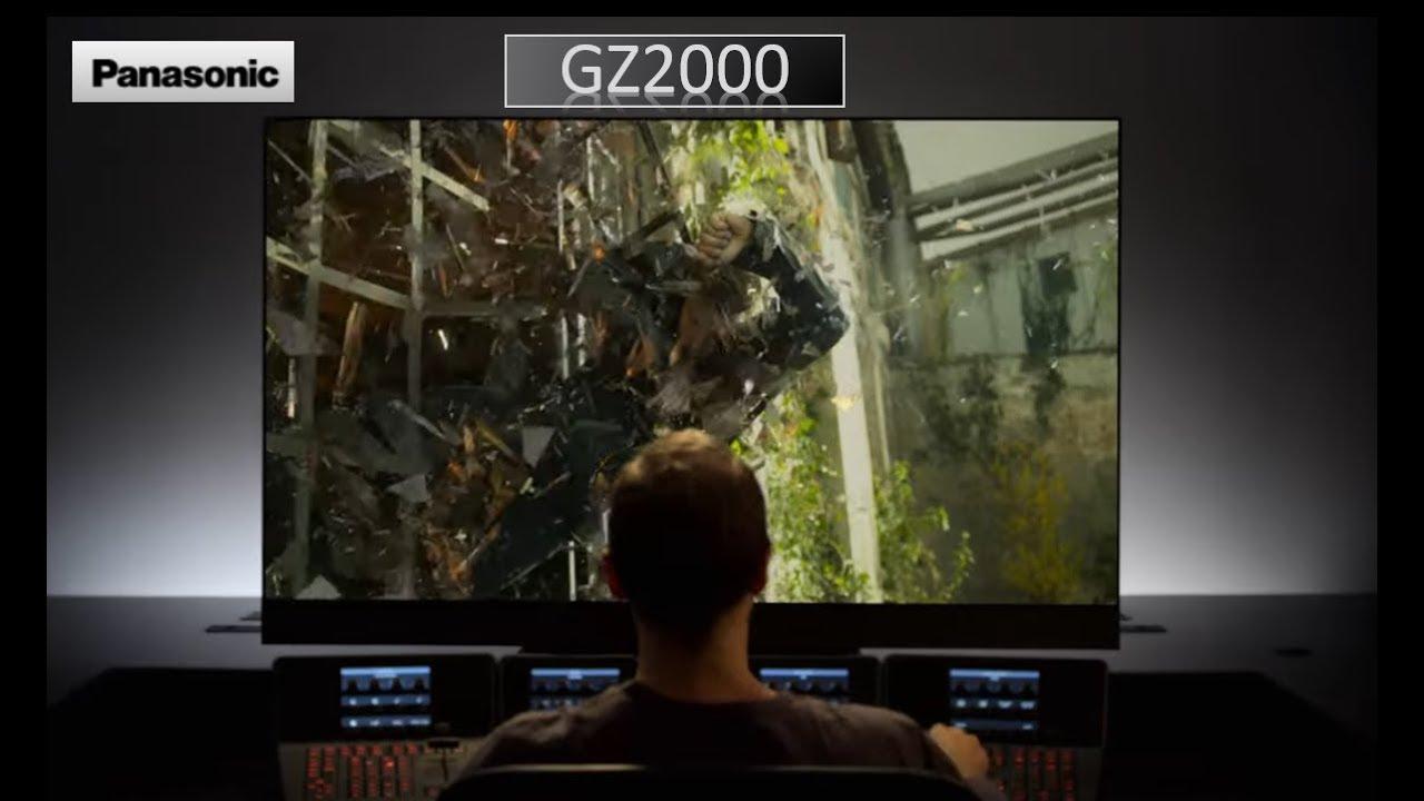 Panasonic GZ2000' OLED TV รุ่นแรกของโลกที่รองรับ HDR10+, Dolby